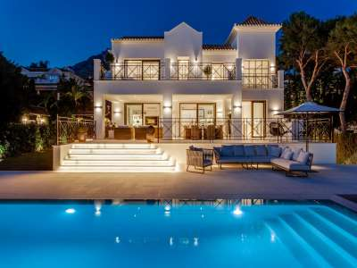 6 bedroom villa for sale, Sierra Blanca, Marbella, Malaga Costa del Sol, Marbella Golden Mile
