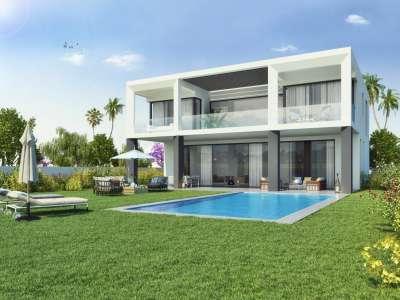 Image 1   5 bedroom villa for sale with 595m2 of land, San Pedro, Malaga Costa del Sol, Andalucia 213269