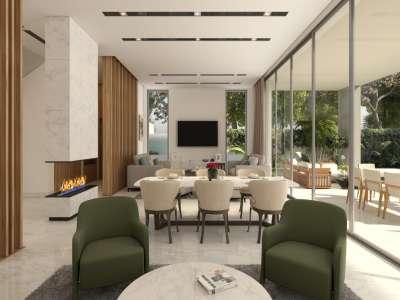 Image 3   5 bedroom villa for sale with 595m2 of land, San Pedro, Malaga Costa del Sol, Andalucia 213269