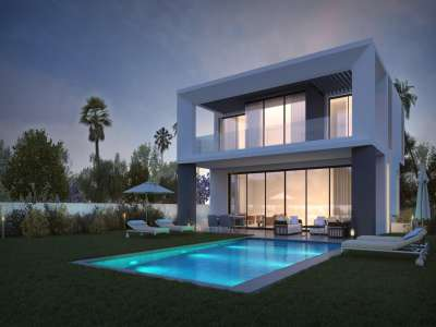 Image 9   5 bedroom villa for sale with 595m2 of land, San Pedro, Malaga Costa del Sol, Andalucia 213269