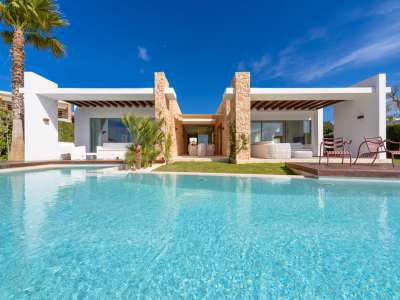 Image 1 | 4 bedroom villa for sale with 1,055m2 of land, Cala Comte, South Western Ibiza, Ibiza 213344