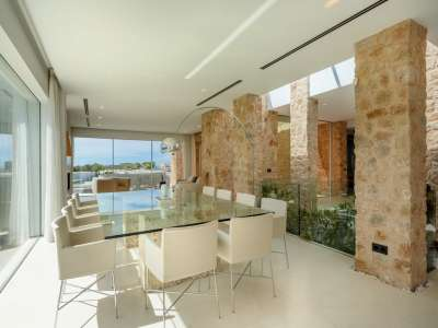 Image 17 | 4 bedroom villa for sale with 1,055m2 of land, Cala Comte, South Western Ibiza, Ibiza 213344