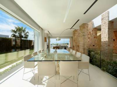Image 18 | 4 bedroom villa for sale with 1,055m2 of land, Cala Comte, South Western Ibiza, Ibiza 213344