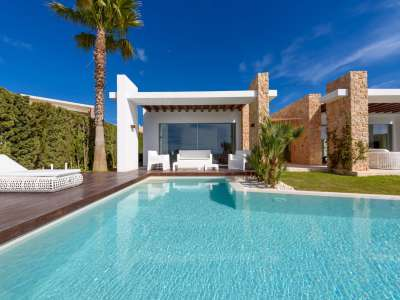 Image 2 | 4 bedroom villa for sale with 1,055m2 of land, Cala Comte, South Western Ibiza, Ibiza 213344