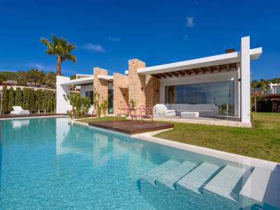 Image 3 | 4 bedroom villa for sale with 1,055m2 of land, Cala Comte, South Western Ibiza, Ibiza 213344