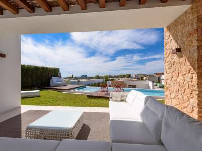 Image 5 | 4 bedroom villa for sale with 1,055m2 of land, Cala Comte, South Western Ibiza, Ibiza 213344