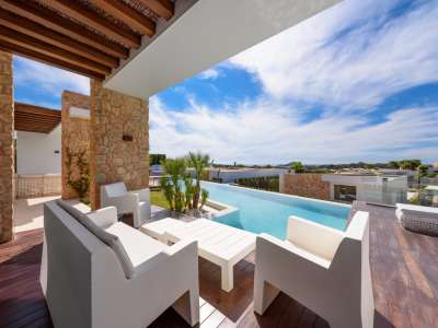 Image 6 | 4 bedroom villa for sale with 1,055m2 of land, Cala Comte, South Western Ibiza, Ibiza 213344