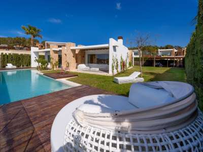 Image 9 | 4 bedroom villa for sale with 1,055m2 of land, Cala Comte, South Western Ibiza, Ibiza 213344