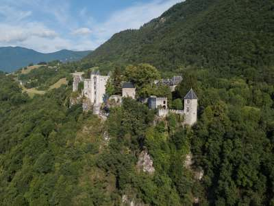 10 bedroom French chateau for sale, Saint Pierre d