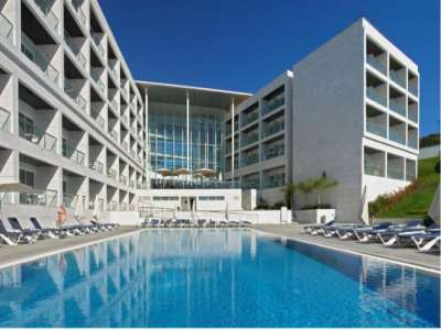 169 bedroom hotel for sale, Lisbon