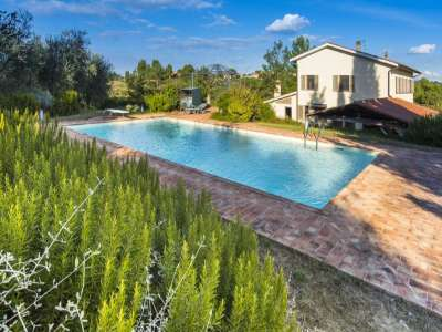 4 bedroom villa for sale, Palaia, Pisa, Tuscany