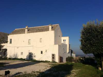 Image 3 | 5 bedroom manor house for sale with 10,000m2 of land, Alberobello, Bari, Puglia 214901