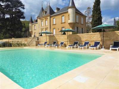 6 bedroom French chateau for sale, Sarlat la Caneda, Dordogne, Aquitaine