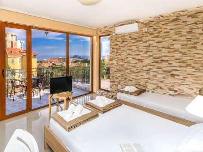 10 bedroom hotel for sale, Petrovac, Budva, Coastal Montenegro