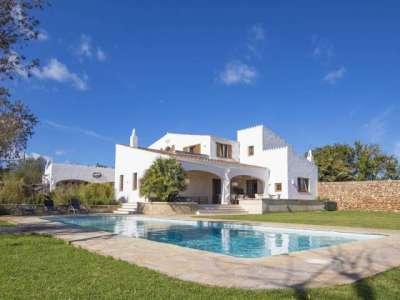 5 bedroom villa for sale, Trebaluger, South Eastern Menorca, Menorca