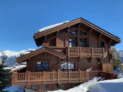 Image 1 | 7 bedroom ski chalet for sale, Courchevel, Savoie , Three Valleys Ski 215510