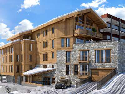 2 bedroom apartment for sale, 1850, Courchevel, Savoie, Three Valleys Ski