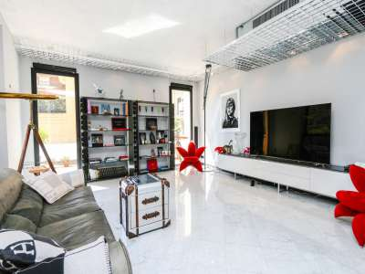 Image 2 | 4 bedroom villa for sale, Carre d'Or, Monte Carlo, French Riviera 215564