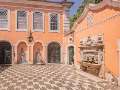 5 bedroom manor house for sale, Lisbon City, Lisbon District, Central Portugal