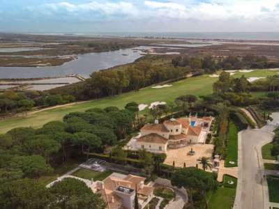 Image 2 | Auction of a Luxury 9 Bedroom Estate with Golf Course Views in Quinta do Lago, Portugal 215881