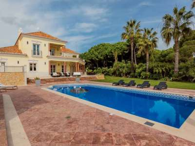 Image 29 | Auction of a Luxury 9 Bedroom Estate with Golf Course Views in Quinta do Lago, Portugal 215881