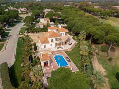 Image 35 | Auction of a Luxury 9 Bedroom Estate with Golf Course Views in Quinta do Lago, Portugal 215881