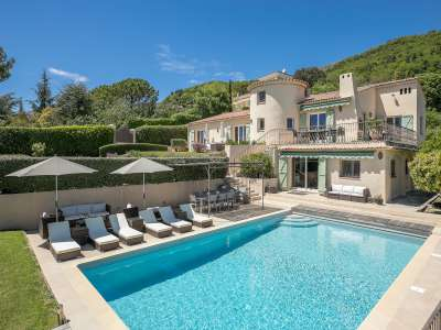 Image 1 | 5 bedroom villa for sale with 1,512m2 of land, Vence, Alpes-Maritimes 6, French Riviera 216256