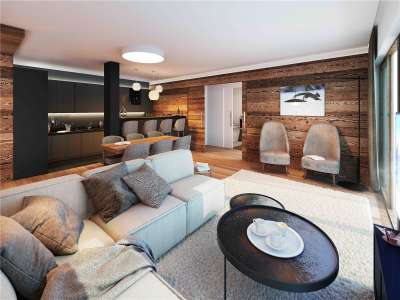 Image 3 | 3 bedroom penthouse for sale, Courchevel, Savoie , Three Valleys Ski 216260