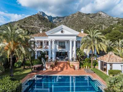5 bedroom villa for sale, Sierra Blanca, Marbella, Malaga Costa del Sol, Marbella Golden Mile