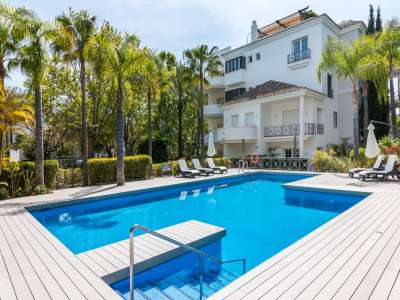 3 bedroom apartment for sale, Las Terrazas de Puente Romano, Marbella, Malaga Costa del Sol, Andalucia
