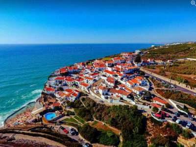 40 bedroom plot of land for sale, Azenhas do Mar, Colares, Lisbon District, Central Portugal