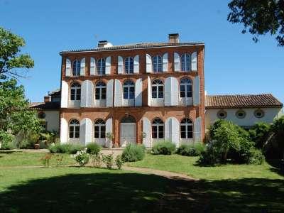 13 bedroom manor house for sale, Montauban, Tarn-et-Garonne, Midi-Pyrenees
