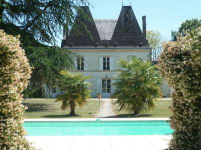 12 bedroom French chateau for sale, Bordeaux, Gironde, Aquitaine