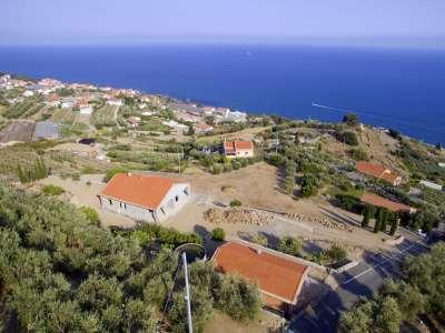 5 bedroom villa for sale, Cipressa, Imperia, Liguria