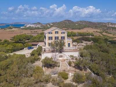 6 bedroom villa for sale, Es Mercadal, Central Menorca, Menorca