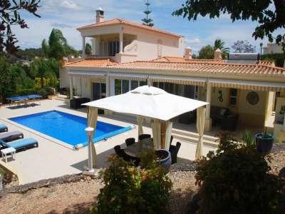 4 bedroom villa for sale, Carvoeiro, Western Algarve, Algarve