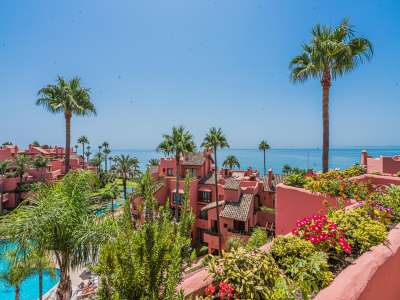 3 bedroom penthouse for sale, Cabo Bermejo, Malaga Costa del Sol, Andalucia