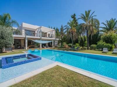 5 bedroom villa for sale, Parcelas del Golf, Marbella, Malaga Costa del Sol, Andalucia