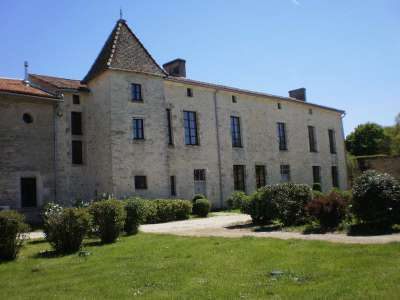 7 bedroom French chateau for sale, Saint Claud, Charente, Poitou-Charentes
