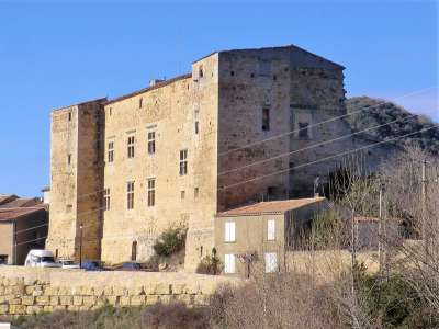 3 bedroom French chateau for sale, Carcassonne, Aude, Languedoc-Roussillon