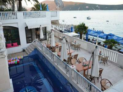 24 bedroom hotel for sale, Hercegnovi, Herceg Novi, Coastal Montenegro
