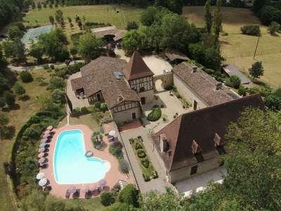 11 bedroom French chateau for sale, Monflanquin, Lot-et-Garonne, Aquitaine