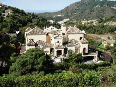 10 bedroom villa for sale, La Zagaleta, Nueva Andalucia, Malaga Costa del Sol, Andalucia