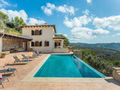 3 bedroom villa for sale, Son Font, South Western Mallorca, Mallorca