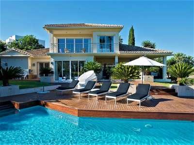 5 bedroom villa for sale, Los Naranjos, Malaga Costa del Sol, Andalucia