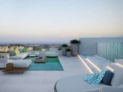 4 bedroom penthouse for sale, Benahavis, Malaga Costa del Sol, Andalucia