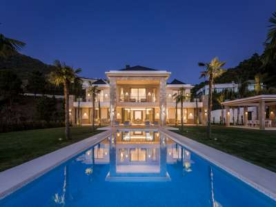 7 bedroom villa for sale, Santa Clara Golf, Marbella, Malaga Costa del Sol, Andalucia