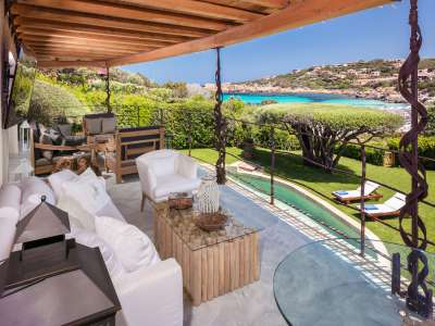 Stylish Luxury Villa with 6 Bedrooms for Sale in Porto Cervo, Sardinia