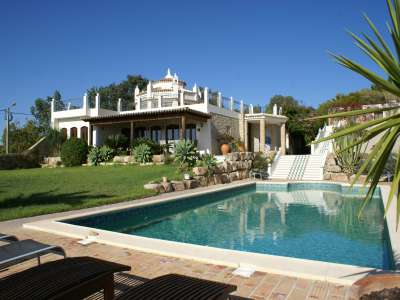 6 bedroom villa for sale, Santa Barbara de Nexe, Central Algarve, Algarve