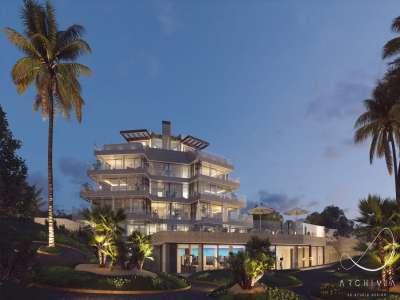 3 bedroom penthouse for sale, Estepona, Malaga Costa del Sol, Andalucia